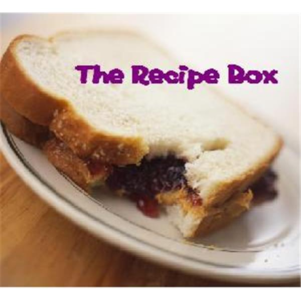 THE RECIPE BOX